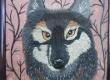 Виниченко Настя, 16 лет.Волк